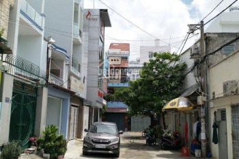 Bán nhà HXT thông 10m 416, Dương Quảng Hàm, P5, Gò Vấp, DT 4x19m, 3 lầu, giá 6,85 tỷ TL