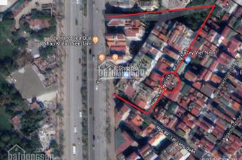 Bán nhà ngõ 89 Lạc Long Quân, DT 53m2 x 4,5T thông ra Võ Chí Công