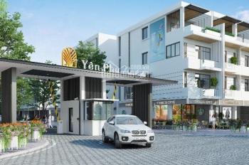 Cơ hội đầu tư đất nền dự án Yên Phong, Bắc Ninh, chỉ từ 350 triệu bàn giao sổ 2 đến 4 tháng