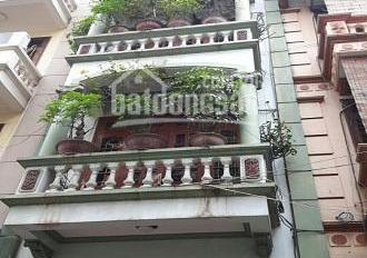 Cho thuê nhà mặt phố đường Phạm Tuấn Tài, Cầu Giấy. Diện tích: 60m2 x 5 tầng, LH: 0974.076.299