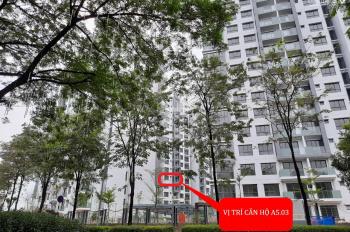 Bán căn hộ Emerald, lô A, căn A5.03 - DT: 71.2m2, 2PN, 2WC, view công viên nội khu, giá: 3.2tỷ