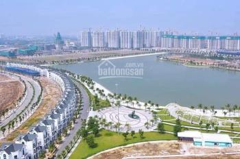 Bán Biệt thự đơn lập mặt hồ ký mới trực tiếp từ NĐT thứ cấp, đóng 35% vay vốn 65% lãi suất 0%