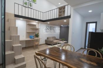 Cần cho thuê Duplex, Sài Gòn Royal Q4, full nội thất đẹp, Giá 22tr/th . LH 0886601255