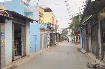 Bán nhà mặt tiền đường Số 8, quận Bình Tân, p. Bình Hưng Hòa B, 46m2, nhà đẹp. Giá bán: 4,2 tỷ TL