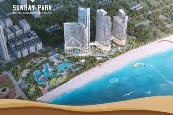 Bán căn hộ 5* - tổ hợp nghỉ dưỡng quốc tế duy nhất 100% view biển Sunbay Park Phan Rang - Tháp Chàm