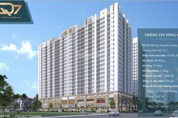 Trở thành cư dân Phú Mỹ Hưng với 789tr (35%) full nội thất vị trí vàng giá 37,4tr/m2. LH 0932064669