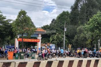 Đất mặt tiền Quốc lộ 13, cửa ngõ vào KCN Bàu Bàng, giá chỉ 550tr/n, ck 10 chỉ vàng-lh 0961.901.611