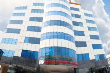 Cho thuê văn phòng quận 10 - Hoàng Anh Safomec, Thành Thái, 317m2, giá ~14 USD/m2/th  LH 0388446168