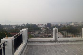 Bán nhà 7 tầng đẹp mặt phố Nghi Tàm, DT 156m2, MT 8m, giá thỏa thuận. LH 0973452986