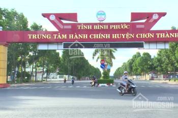 Đất nền liền kề khu công nghiệp Becamex Chơn Thành đã có sổ hồng riêng - 0898757989