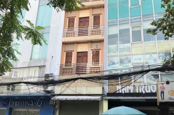 Chính chủ cho thuê nhà mặt tiền 4m, 5 tầng mặt đường 47 Trung Kính. LH 0986110366