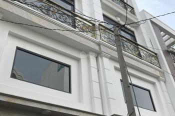 Bán 2 căn nhà mới 449 Lê Quang Định, P5, 3.8x13m, 1 lửng 2 lầu ST 4PN, 5.8 tỷ TL 0932269662