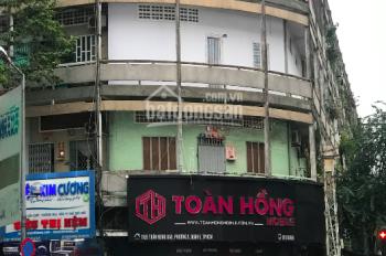 Bán nhà chung cư cũ quận 5 diện tích 86m2 tại Ngã tư Trần Hưng Đạo và An Bình, giá 2.55 tỷ