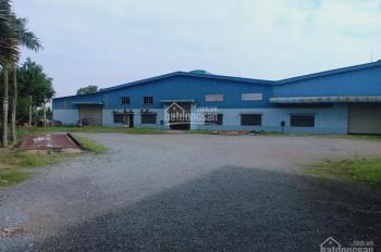 Bán xưởng gỗ 2,2 ha, có 4200m2 nhà xưởng đường xe container thuộc Tân Định, Bến Cát