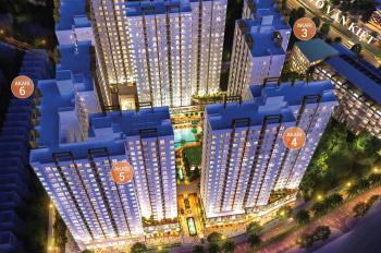 Chính chủ bán căn 75m2 2,6tỷ tầng trung view Nam đã full thuế phí ngang giá đợt 1 - LH 0868.78.3578