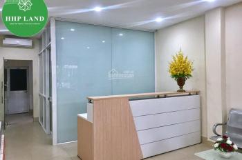 Cho thuê nhà 1 trệt 1 lầu KT: 4x18m đã setup sẵn mô hình văn phòng mặt tiền đường Nguyễn Ái Quốc