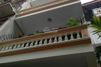 Bán nhà ngõ 444/41 Đội Cấn, Ba Đình, DT45m2x5 tầng, tầng 2 phòng , giá 4.5 tỷ