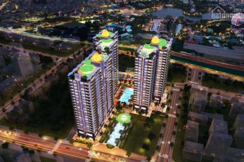 Cần bán căn 2PN, 58m2, 62m2 giá chỉ từ 1,69 tỷ dự án Diamond Lotus Lake View