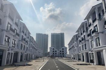 Bán nhà liền kề ST5 Dahlia Gamuda Hoàng Mai, diện tích 90m2 đất, xây 4 tầng, trả chậm 0% LS
