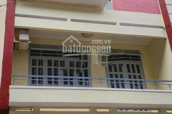 Nhà mới 3 lầu Bình Giã, Tân Bình, 300m2, hẻm xe hơi, khu văn phòng (giá thuê 30tr/th)