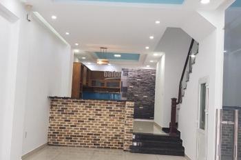 Bán gấp nhà mới xây xong 1 trệt 1 lầu Đường Hưng Long huyện Bình Chánh 80m2