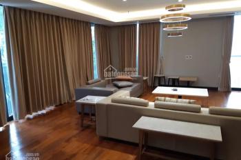 Căn hộ cao cấp Trần Hưng Đạo, Hoàn Kiếm, 245m2/view đẹp, 3 ngủ full đồ + dịch vụ 4*, LH 0983690234