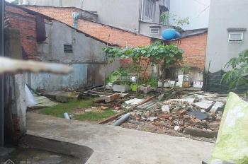 Bán đất Đông Hưng Thuận, Quận 12, hẻm 5m, diện tích 49m2, giá 1 tỷ 600 tr, sổ hồng riêng