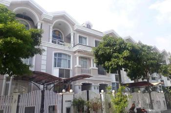 Cần bán gấp căn biệt thự phố vườn Mỹ Phú với 140m2, xây 1 trệt và 2 lầu. LH 0909845948