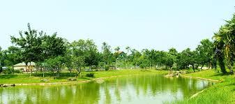 Bán đất sổ đỏ Xanh Villas - Hòa Lạc. Giá 4tr/m2