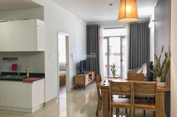 Cho thuê căn hộ 2PN 2WC Luxcity, Quận 7, bàn giao full nội thất. Giá 10tr/tháng