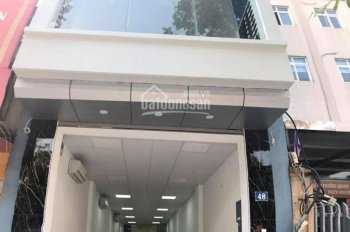 Cho thuê nhà mặt phố 48 Quang Trung 100m2 x 5T, xây mới, thông sàn, thang máy, mặt kính sang trọng