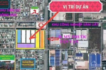 Đất MP3 Bến Cát Bình Dương Giá 1ty350 ngay Chợ Sổ Hồng Riêng Hỗ Trợ Vay LH 0945.706.508