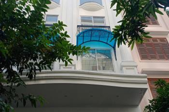 Cho thuê nhà làm khách sạn, căn hộ dịch vụ 96m2*8T mới đét