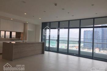 Cho thuê căn hộ chung cư Masteri Millennium, 3 phòng ngủ, nhà mới hoàn toàn, giá 31 triệu/tháng