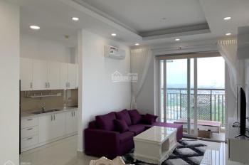 Căn hộ thiết kế kiên trúc Pháp , 75m2 2 phòng ngủ nhà tương đối đầy đủ nội thất Giá 16.5 triệu