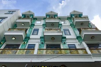 Nhà đất Ngọc Hoa bán siêu phẩm biệt thự mini phố đẹp ngay Phan Huy Ích, 1 sẹc P. 12, Gò Vấp