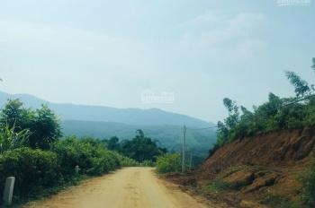Bán đất làm nhà vườn, homestay, nhà xưởng ở khu vực xã phú mãn huyện quốc oai hà nội