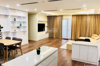 Tôi cho thuê căn hộ Mipec Long Biên, 141m2, 3PN view sông, nhà mới, giá 15tr/th. LH: 0988138345
