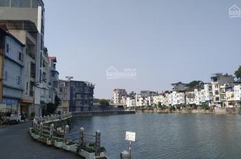 Nhà phố Nguyễn Văn Cừ, view hồ, gara, DT 50m2x5T, MT 6m, an sinh, KD chỉ 6.3 tỷ. LH 0917420066