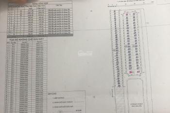 Thanh lý mấy lô đất đấu giá khu trung tâm thương mại Quất Động, Thường Tín, Hà Nội, LH 0965473835