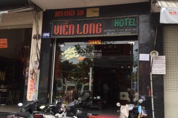 Cho thuê khách sạn mặt tiền Trần Phú, Quận 5, kinh doanh tốt, 20 phòng. LH: 0982.063.934