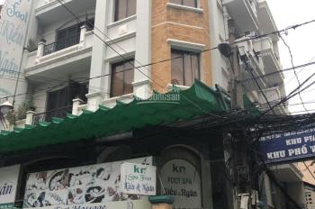 Cho thuê nhà hẻm 418 Võ Văn Tần, Q 3 12x12m 3 lầu 1MB 12PN, 12WC full NT, 59tr/th 0932.103.94