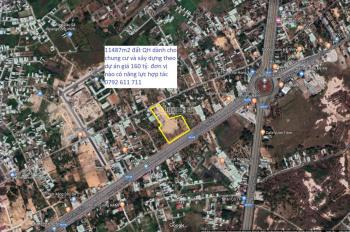 Bán đất MT đường 2/9 TP VT dành cho dự án