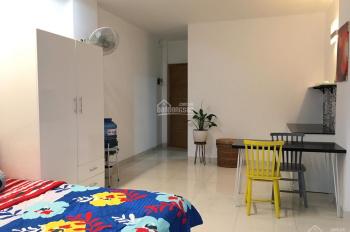 Cho thuê CH mini Thành Thái, Quận 10, đầy đủ nội thất mới, bếp, lò vi sóng, DT 27m2, Gọi 0938747343