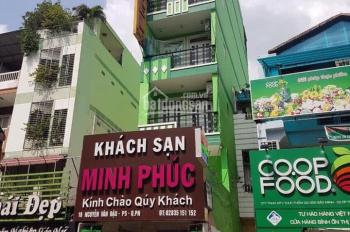 Bán nhà 2MT Nguyễn Văn Đậu, Phú Nhuận, 1 trệt 5 lầu, Thu nhập 200tr/th, 72m2, 18.8tỷ. LH 0908730184