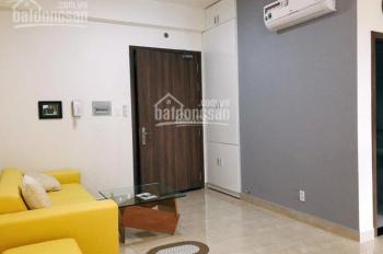Căn hộ officetel 44m2, 1 phòng ngủ, 1WC, full nội thất, giá thuê 11tr/tháng bao phí quản lý