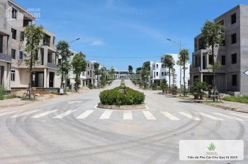 Đất nền Phúc Cát City Hòa Lạc chỉ 13tr/m2 với đầy đủ các tiện ích, là nơi nghỉ dưỡng đáng sống nhất