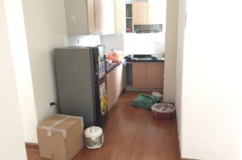 Chính chủ bán căn góc AZ Sky Định Công, 98.2m2, 3 phòng ngủ, 2 lô gia, nội thất cơ bản. 0981398154