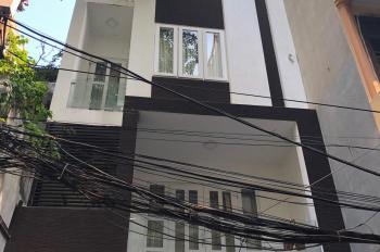 Bán nhà số 12 ngách 93/8 Hoàng Văn Thái, Khương Trung, Thanh Xuân, Hà Nội. DT 95.3m2
