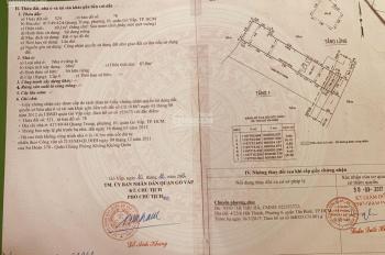 3.5 tỷ, 69m2 đất, đối diện ủy ban quận Gò Vấp - hẻm 417 Quang Trung